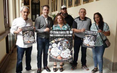 El Ayuntamiento de Málaga y la AAVV de El Palo presentan la VI Edición del Festival de Cortos de El Palo