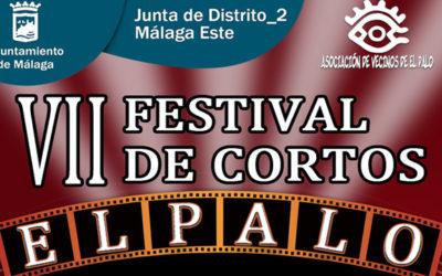El presentador Diego Banderas presenta la VII Edición del Festival de Cortos El palo