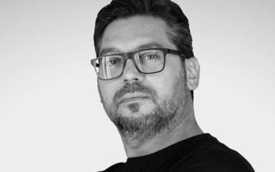 Fernando Pozo, segundo miembro del jurado del Festival de Cortos El Palo