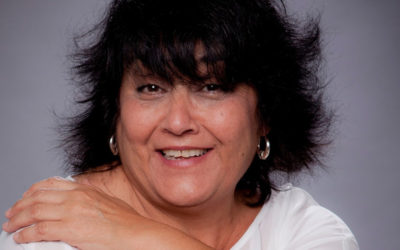 Os presentamos a nuestra última miembro del jurado, la actriz malagueña Mercedes León